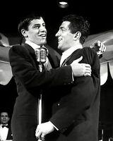 DEAN MARTIN & JERRY LEWIS LEGENDARY COMEDY TEAM - 8X10 PUBLICITY PHOTO (ZZ-016)