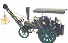 Wilesco D 405 / 1 Dampftraktor mit Kran