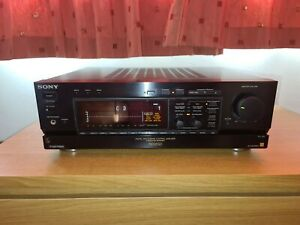 Sony TA-E1000ESD Surround sound Preamp. Digital Control Processing Amplifier