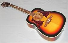 Vintage 70's Harmony H1266 Sovereign Deluxe Jumbo Acoustic Guitar