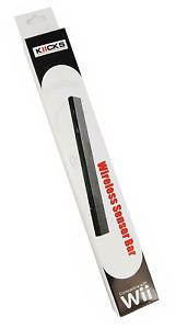 Nintendo Wii And Wii-U Enhanced Wireless Infrared Motion Sensor Bar Accessory