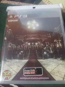 Resident Evil Remastered (Biohazard) English Japanese version
