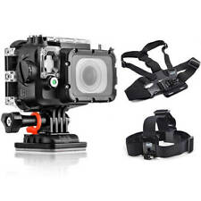 "AEE S70 1080P Simple Edition Magicam Action Camera, WiFi, 2"" Display, Waterproof"
