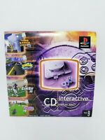 Vintage Interactive CD Sampler Disc Volume 9 Sony PS1 PlayStation