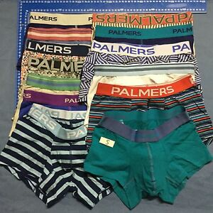 12/6 pack of MENS PALMERS Trunks 3D BOXER SHORTS soft cotton Stretch S-XL