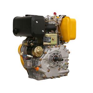 Dieselmotor 9PS Diesel Motor 6,3kW Generator EStart konisch Konus L75 L90 L100