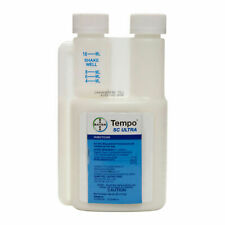 Tempo Sc Ultra 240 (beta-Cyfluthrin 11.8%) Bed Bug Ant Roach Spider Wasps Killer