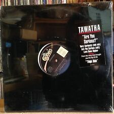 """[SOUL/FUNK/JAZZ]~SEALED 12""""~TAWATHA~Are You Serious~{x3 Mixes]~Love Goes Higher~"""
