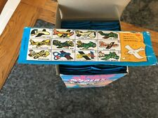 Garbage Pail Kids Garbage Gliders GPK  Complete Box circa 1986 4 sets of 12