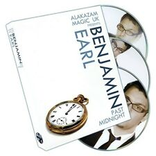 Past Midnight by Benjamin Earl and Alakazam Magic