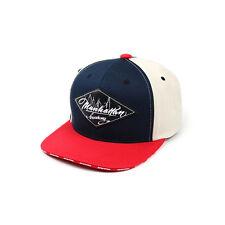 Unisex Mens Womens Teamlife Manhattan Newyork Baseball Cap Snapback Hats Navy