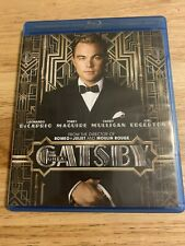 The Great Gatsby (Blu-ray Disc, 2013, 2-Disc Set)