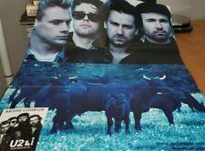 U2 poster 30x21 inch 2-sided Anton Corbijn Very Rare!