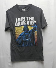 "Star Wars Darth Vader ""Join the Dark Side"" Graphic T-Shirt; Size Small"