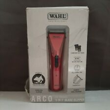 Wahl Cordless Clipper Arco Wahl Clipper Corporation  8786-1201 Radiant Pink