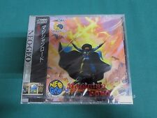 NeoGeo CD -- Magician Lord -- JAPAN GAME. New & Sealed !! SNK. 15403