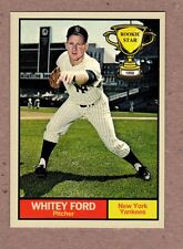 Whitey Ford '50 New York Yankees Rookie Stars series #6 Monarch Corona
