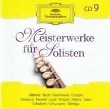 Various - Meisterwerke für solisten - CD 9
