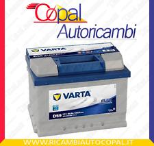 BATTERIA AUTO VARTA D59 60H 540A LANCIA BETA MONTE CARLO 2.0