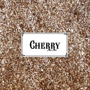 BBQ SMOKING WOOD - Cherry Wood Dust 1/2kg Bag - FREE POST!