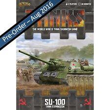 Gale Force Nine BNIB TANKS Soviet SU-100 GFNTANKS11