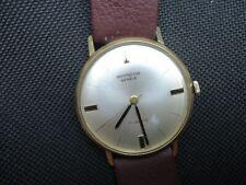 "Vintage ""Montresor Geneve, 17 Jewel Watch, Incabloc, 14 Karat Gold"" L@@K!"