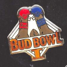 Bud Super Bowl 1 Collectible Pin