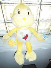 "Care Bear Cousins Monkey 18"" NWT ~2005~"
