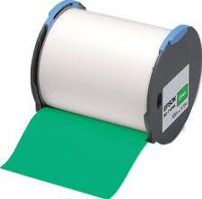 EPSON C53S633006 RC-T1GNA Ribbon Adhesvive  Green 100mm x 15m Green Y5S