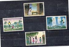 Nevis Navidad Serie del año 1983 (DK-349)