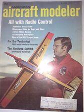Aircraft Modeler Magazine Skydancer Boost Glider March 1971 041717nonrh