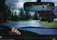 PUBLICITE ADVERTISING 114  2000   FORD FOCUS  ( 2p) système ESP