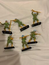 Britains Deetail UN United Nation Soldiers Peace Keepers 6 In 6 Poses Airfix