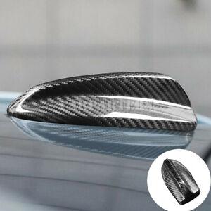 For Volvo S60 V60 XC60 S90 V90 XC90 Carbon Fiber Shark Fin Antenna Cover Trim
