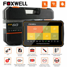 Foxwell Full Systems Diagnostic Tool OBDII Scanner Code Reader SRS DPF BMS Reset