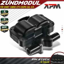 Zündmodul Zündspule für Smart Cabrio City-Coupe Fortwo 450 Roadster 452 0.6 0.7L