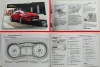 Opel Corsa E Bedienungsanleitung Bordbuch Betriebsanleitung auch OPC