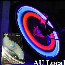 Glow Flashing Bicycle Bike Cycling Tyre Wheel LED Spoke Light Oflas0101