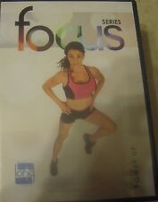 Tracie Long Focus Series Volume 3 Power Up Workout Fitness Exercise DVD Step