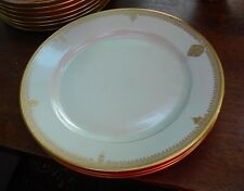 "Rosenthal China 10"" Dinner plate(s) Chipped - Wilhelm Koch 30's Dresden Saxony"