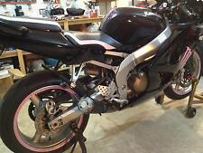 Kawasaki ZZR600 ZX6R 2000-2002 2005-2009 XB08 Extremeblaster exhaust pipe