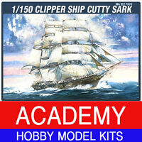 1/150 Clipper Ship Cutty Sark #14403 Academy Hobby Model Kit