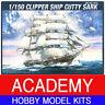 1/150 Clipper Ship Cutty Sark #14403 Academy Hobby Model Kit