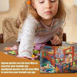 1000 Piece Jigsaw Puzzle Adults Kids Educational Game Home T1Y5 Sale