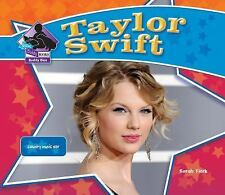 Taylor Swift: Country Music Star (Big Buddy Biographies Set 3)-ExLibrary