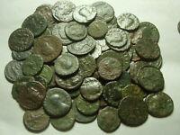Lote De 3 Raro Original Antiguo Romano Antoninianus Coins Probus Aurelio Claudio