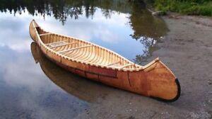 Canoe's, Rowing-boats, Kayak's, self build plans