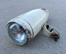 SEISS Early Vintage Torpedo Headlamp - White