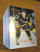 1995-96 Pinnacle Select Certified Complete Hockey Set (144) Plus 7 Checklists