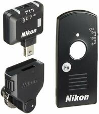 *Nikon Wireless Remote Controller Set WR-10 from japan New